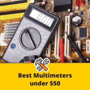 best multimeter under 50