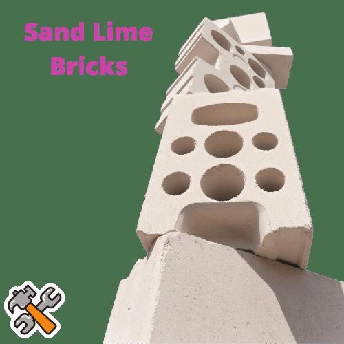 Sand Lime bricks