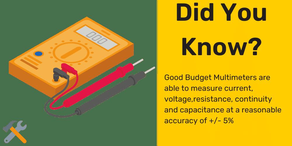Budget Multimeter