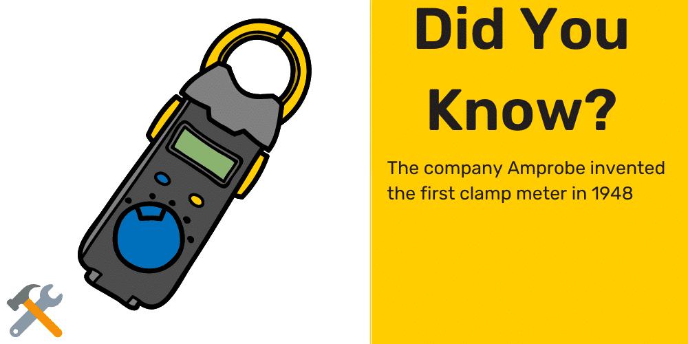 clamp on multimeter