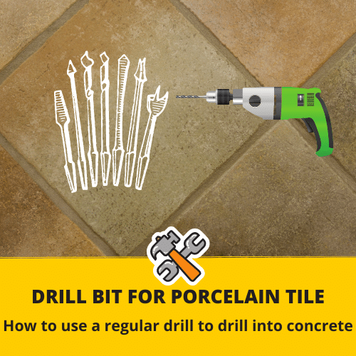Best drill bit for porcelain tile