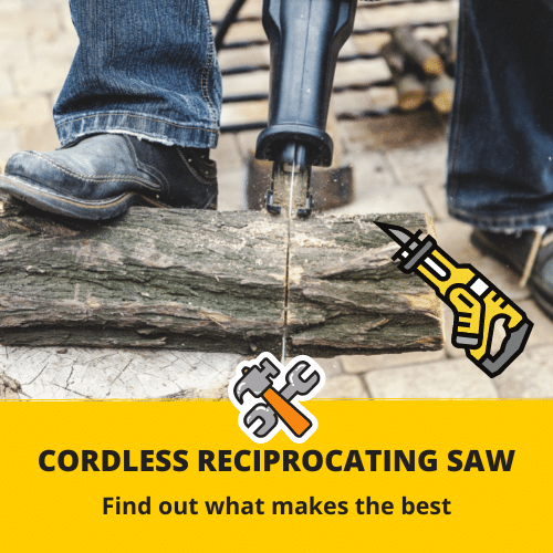 best cordless reciprocating saw